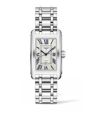 Longines DolceVita Silver Dial Stainless Steel Mens Watch L57574716