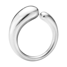 Georg Jensen MERCY Sterling Silver Ring (small) 200000780055