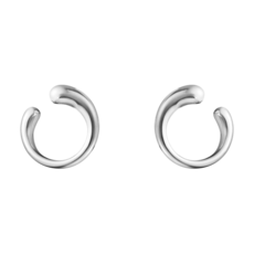 Georg Jensen MERCY Sterling Silver Stud Earrings 10015149