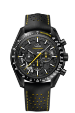 Omega Speedmaster Moonwatch Dark Side of The Moon Apollo 8 Chronograph Mens Ceramic Watch 31192443001001