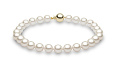 YOKO London 6mm Cultured Japanese Akoya Pearl Bracelet