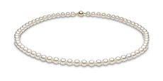 YOKO London 6mm Cultured Japanese Akoya Pearl Necklace