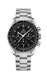 Omega Speedmaster Professional Moonwatch Stainless Steel Mens Chronograph Watch (Sapphire Crystal) 31130423001006